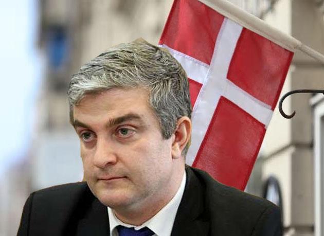 سفیر دانمارک به وزارت امور خارجه احضار شد
