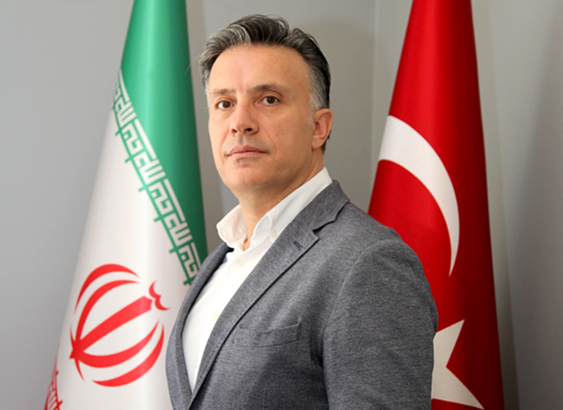 بررسی عملکرد مرکز تجاری ترکیه در ایران در گفتگو با آقای محمت علی ارکان