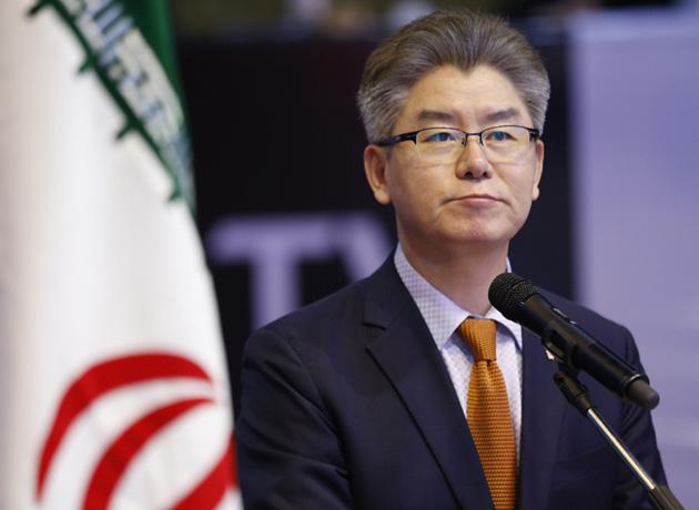 سفیر کره جنوبی: تیمهای ملی ایران و کره جنوبی ستونهای تکواندو در دنیا هستند