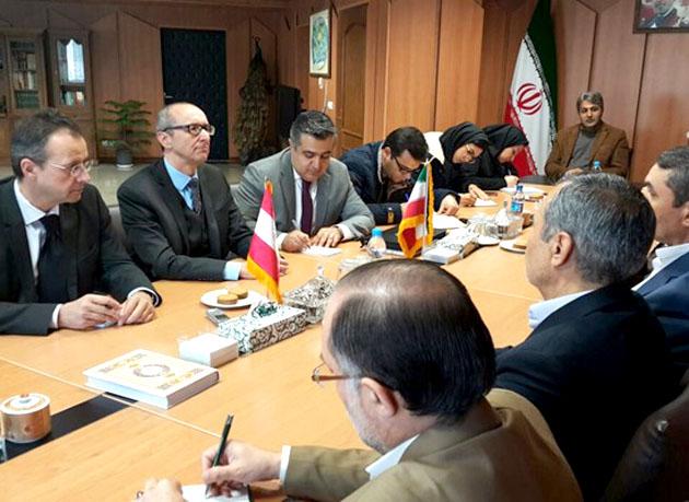 سفیر اتریش: اروپا بهره مندی ایران از مزایای برجام را به رسمیت می شناسد