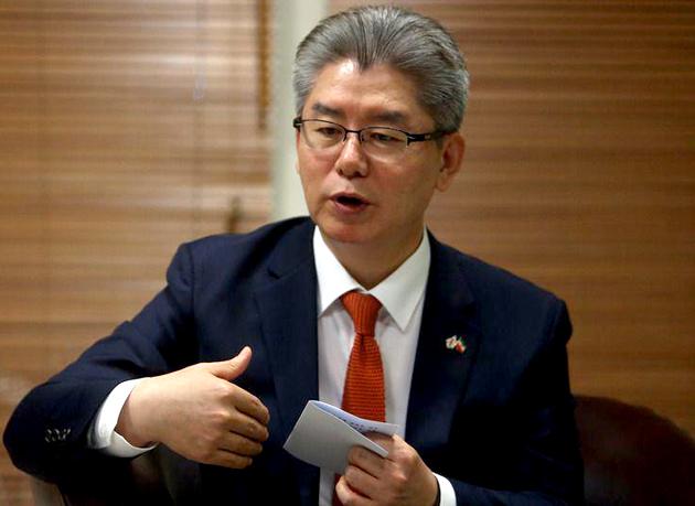 سفیر کره جنوبی در گفتگو با ایرنا: همکاری های تهران – سئول افزایش می یابد