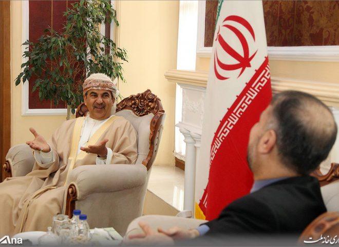 دیدار و رایزنی سفیر عمان با امیرعبداللهیان