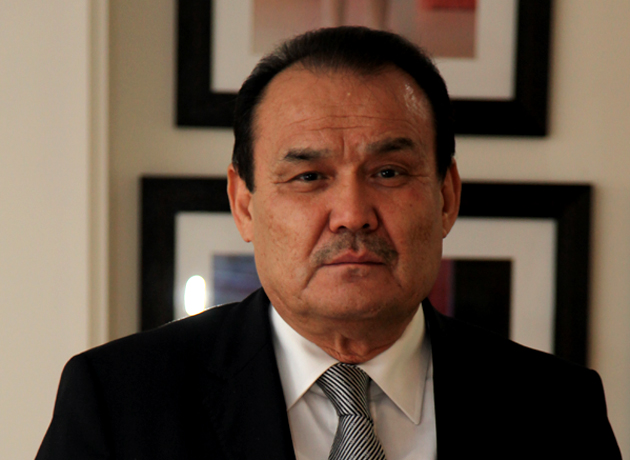 بغداد امریف: روابط میان قزاقستان و ایران بطور چشمگیری پیشرفت کرده است