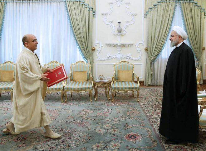 روحانی در دیدار سفیر جدید تونس: مانعی در توسعه همکاریها و مناسبات ایران و تونس وجود ندارد