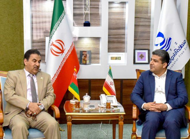 سفیر عمان: چابهار بهترین مرکز ارتباطات و مبادلات تجاری و اقتصادی ایران و عمان است