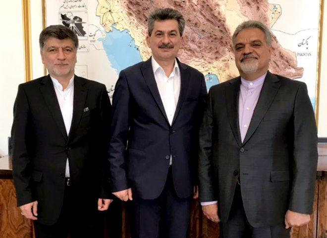 تمجید سفیر ایران در آنکارا از همتای ترک خود در تهران