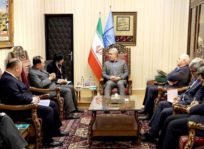 برگزاری شب های فرهنگی ایران و ژاپن
