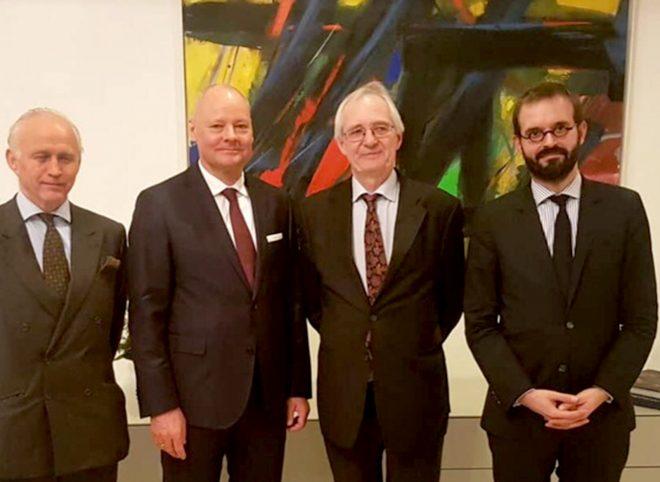 واکنش سفارت انگلیس در تهران به سفر مدیر اجرایی اینستکس به ایران