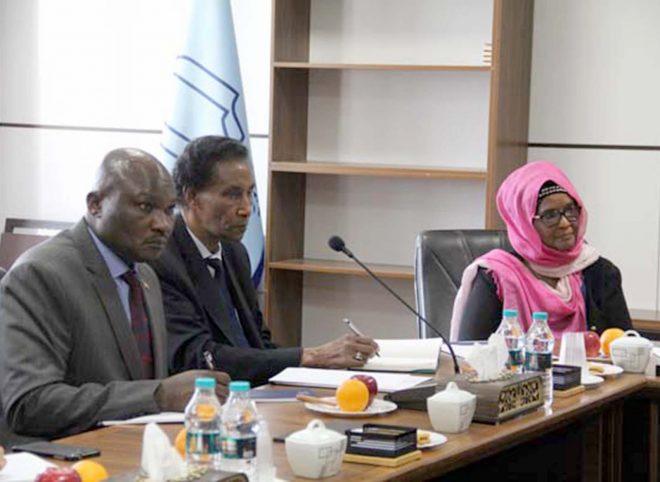 دیدار و رایزنی سفیر کنیا با فعالان اقتصادی استان یزد
