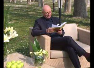 سفیر آلمان در ایران، با شعری از «سهراب سپهری» نوروز را تبریک گفت