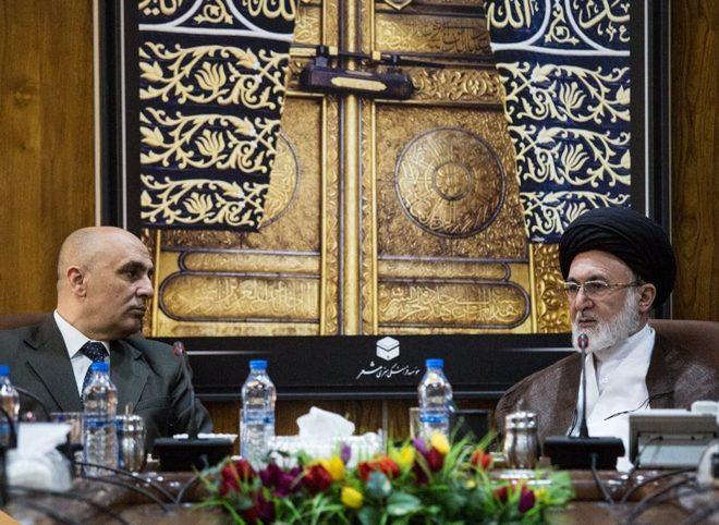 قاضیعسکر خطاب به سفیر تونس: در ارائه خدمات به حجاج شیعه و سنی تفاوتی وجود ندارد.