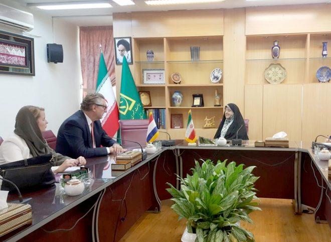 ابتکار خطاب به سفیر هلند: ایران همواره قربانی تروریسم و افراطی گری بوده است