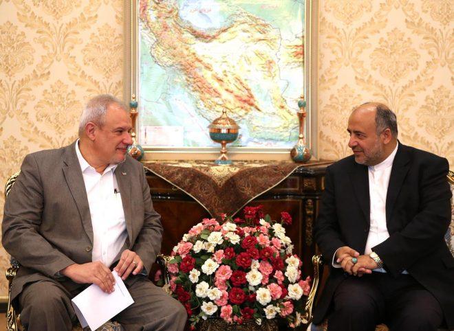 سفیر کوبا در تهران: اراده دولت کوبا بر ارتقای سطح همکاری ها با تهران است