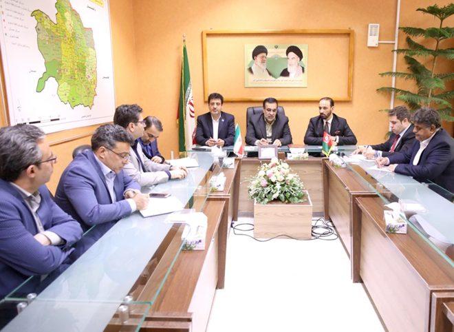 سرکنسول جدید جمهوری افغانستان در مشهد معرفی شد