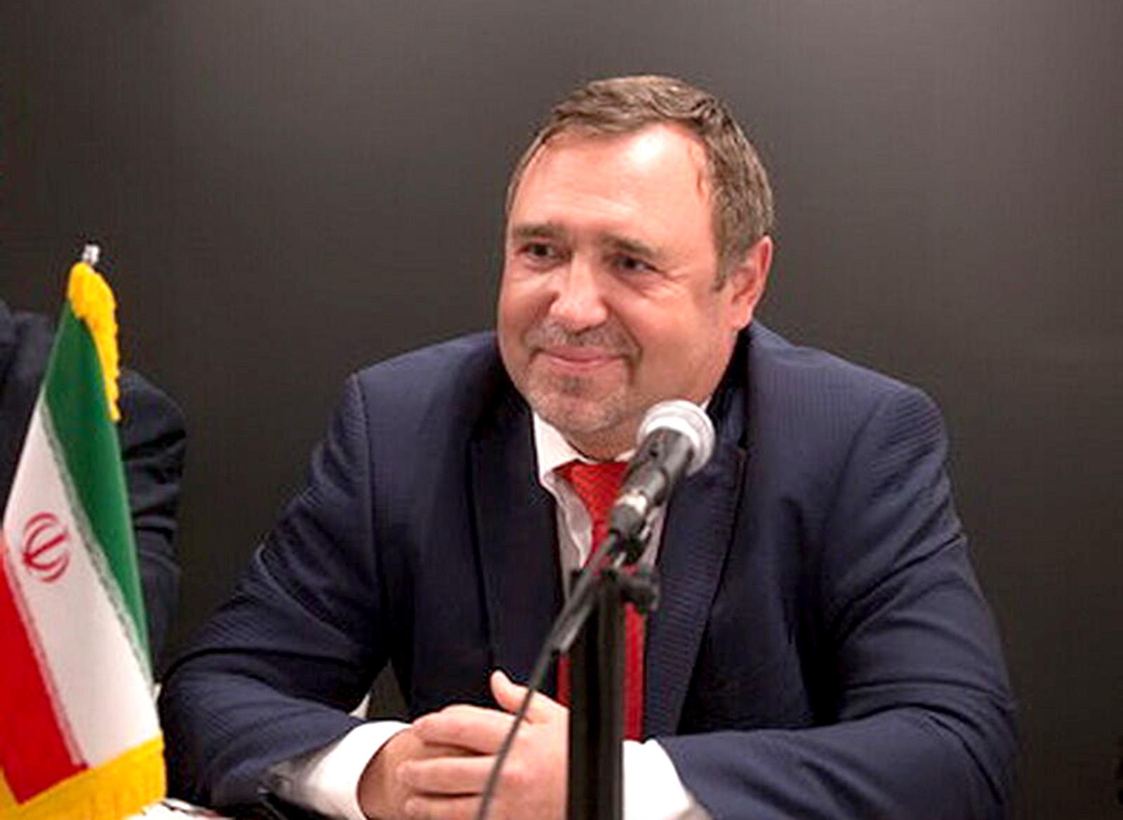 سفیر اوکراین در ایران