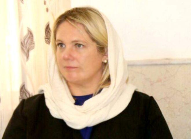 دیدار و رایزنی معاون سفیر استرالیا با معاون سیاسی و امنیتی استاندار سمنان