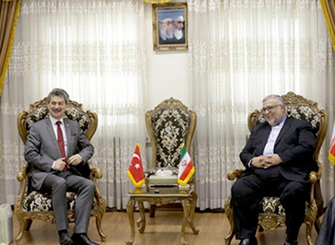 دیدار و رایزنی سفیر ترکیه با رییس سازمان فرهنگ و ارتباطات اسلامی