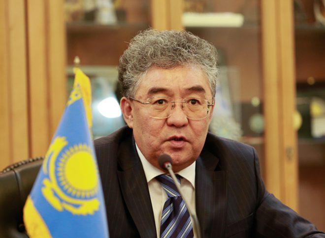 نشست خبری سفیر قزاقستان در آستانه برگزاری انتخابات ریاست جمهوری