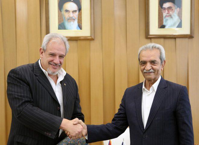 سفیر کوبا در ایران: تحریمها، فرصتی برای توسعه روابط اقتصادی تهران و هاوانا است