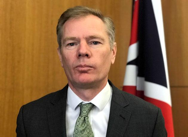 تاکید سفیر انگلیس بر حفظ برجام و توسعه روابط با ایران