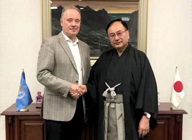حمایت ژاپن از سازمان جهانی بهداشت در کمک به ۱۶۰ هزار نفر از آسیب دیدگان سیل در ایران