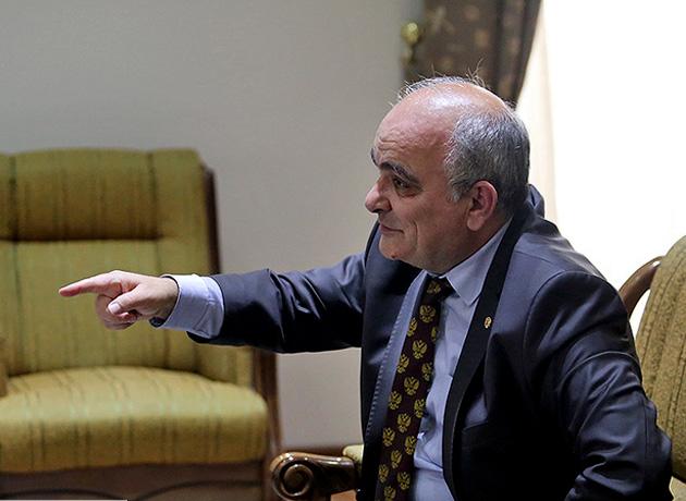 سفیر روسیه در گفتگو با ایلنا: دلیل قطع همکاری با ناتو، کودتای اوکراین بود