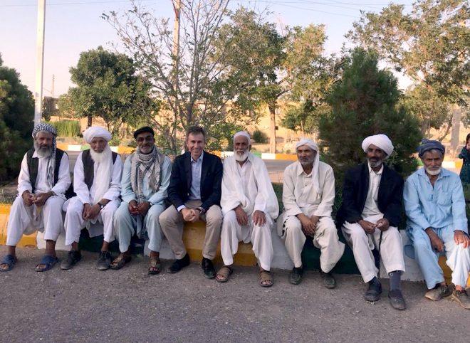 سفیر سوئیس در ایران: پناهندگان در ایران از خدمات مطلوبی برخوردار هستند