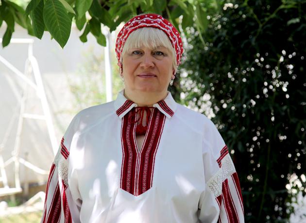 همسر سفیر بلاروس در ایران: خیلی مانده تا کل ایران را ببینم