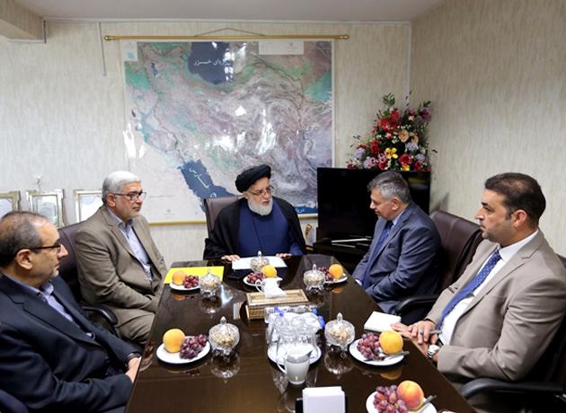 شهیدی:بنیاد شهید آماده انتقال تجربیات به موسسه شهدای عراق است
