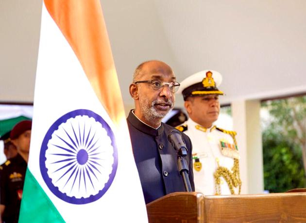 مراسم سالروز استقلال هند در تهران برگزار شد