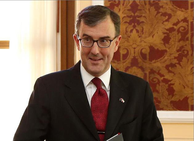 سفیر استرالیا در ایران با قائم مقام وزیر علوم در امور بینالملل دیدار و گفتگو کرد