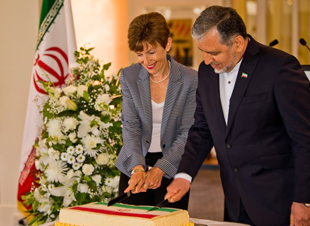 سفیر جدید استرالیا در ایران معرفی شد