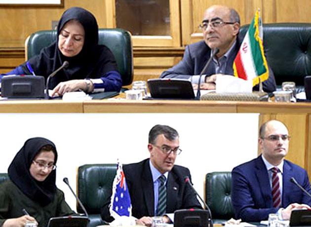 تاکید قائم مقام بانک مرکزی و سفیر استرالیا بر گسترش همکاری های بانکی میان دو کشور