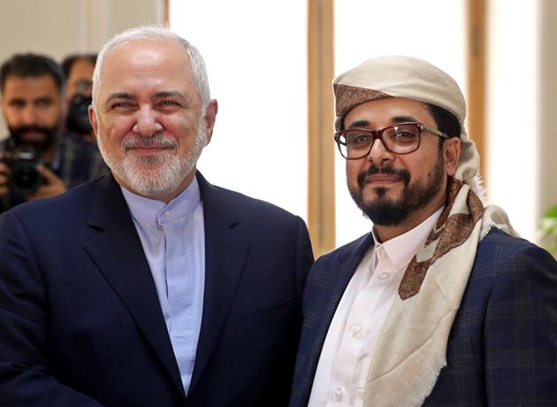 تقدیم رونوشت استوارنامه سفیر جدید یمن به ظریف