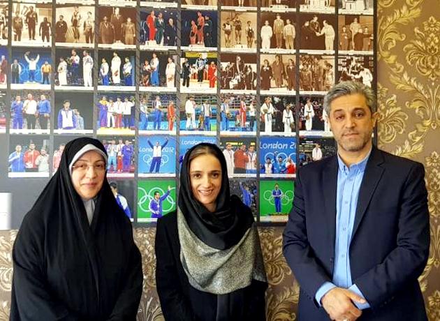 تاکید رییس دفتر یونیسف در ایران و معاون وزیر ورزش و جوانان بر لزوم همکاریهای مشترک