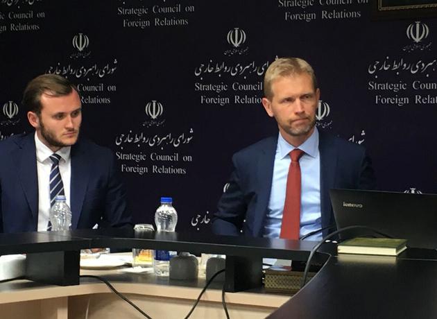 سفیر نروژ در تهران: تحریمهای یک جانبه آمریکا شرایط همکاری با ایران را دشوار کرده است