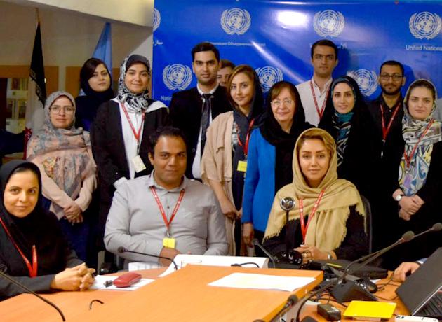 مروری بر اجلاس اقدام اقلیمی سازمان ملل متحد و اجلاس جوانان برای اقلیم