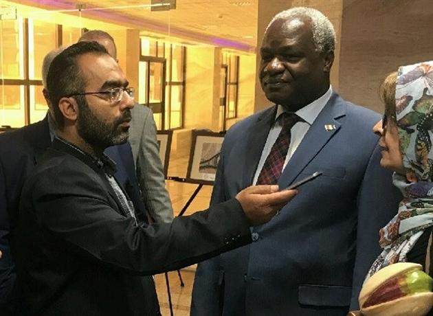 کاردار سفارت ساحل عاج: میزان مبادلات اقتصادی دو کشور مطلوب نیست.