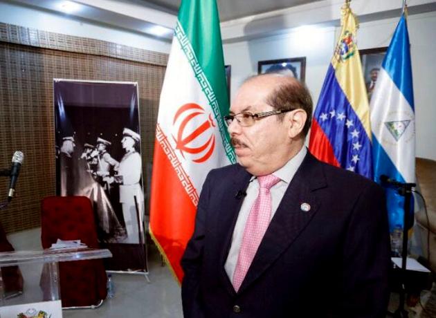 سفیر نیکاراگوئه از آمادگی کشورش برای توسعه مناسبات با ایران خبر داد