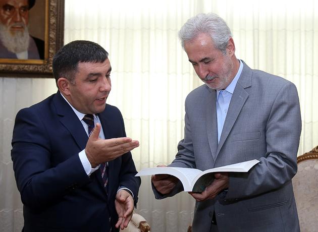 بنیاد حسین اف: جمهوری آذربایجان محدودیتی برای توسعه روابط با ایران ندارد