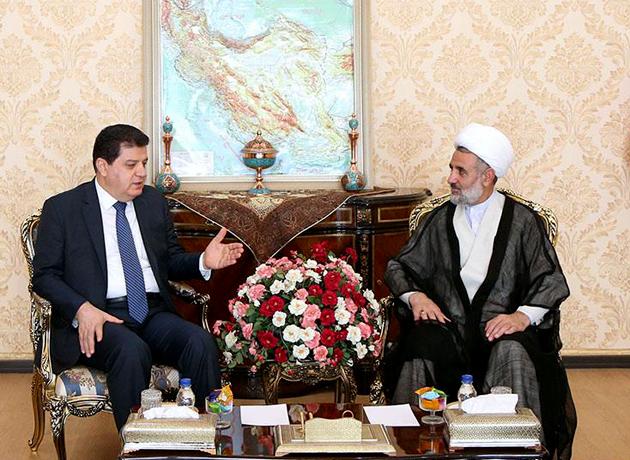 دیدار سفیر سوریه با رئیس کمیسیون امنیت ملی و سیاست خارجی مجلس
