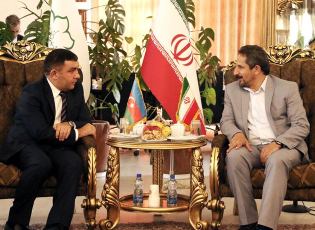 سفیر جمهوری آذربایجان: آماده گسترش همکاری با تبریز هستیم