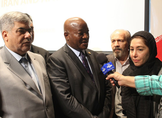 سفیر آفریقای جنوبی: تمایل دارم همکاری قوی بین اتاق بازرگانی ایران و آفریقا ایجاد شود