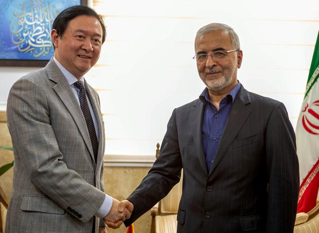 گسترش همکاریهای ایران و چین در مبارزه با مواد مخدر