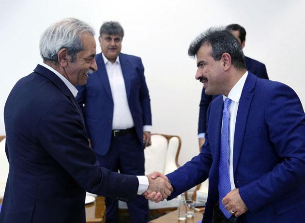 سفیر افغانستان در دیدار با غلامحسین شافعی استفاده از ظرفیتهای چابهار را مورد تأکید قرار داد