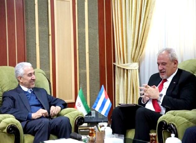 در دیدار سفیر کوبا و وزیر علوم مطرح شد؛ چهار حوزه برای همکاریهای علمی و فناوری میان ایران و کوبا