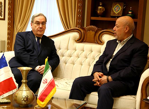 سفیر فرانسه در ایران: سیاست تحریمهای آمریکا علیه ایران شکست خورده است