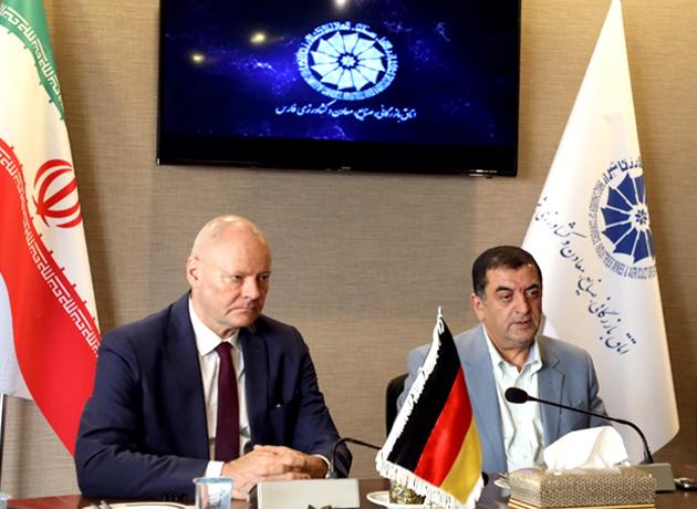 سفیر آلمان در ایران: تحریم های یک جانبه را مخالف قوانین بین المللی می دانیم
