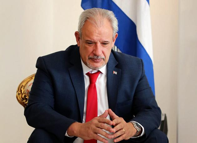 سفیر هاوانا در تهران: کوبا حتی یک مرکز نظامی در ونزوئلا ندارد