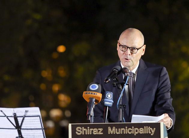 سفیر آلمان در ایران: حافظ و گوته مرزبندیها را از بین بردند